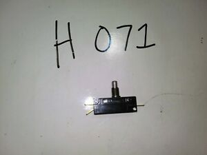 Hussmann Hgl 2 Fan Switch H071