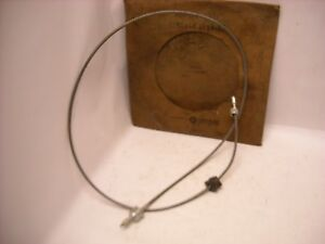 Mopar Nos 1960 Plymouth Dodge Pd 3 4 Speedometer Cable Assembly 2097629