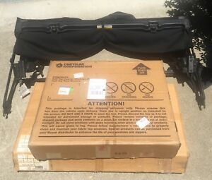 2007 2017 Jeep Wrangler Unlimited Factory Oem Cable Style Sunrider Soft Top Kit