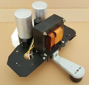 Power Supply Assembly Zeiss Opmi Surgical Microscope 110 240vac To 6 6