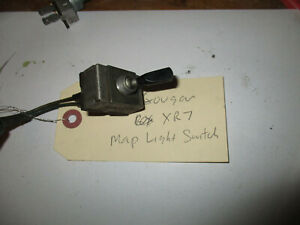 Cougar 1967 Xr7 Map Dome Panel Light Switches Both Used Switches One Price