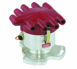 Mallory Ignition 2572101 Dual Point Distributor Series 25 Rh Rotation