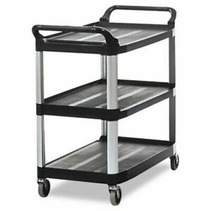 Rubbermaid X tra Utility Cart 300 Lb Capacity Brand New 4091