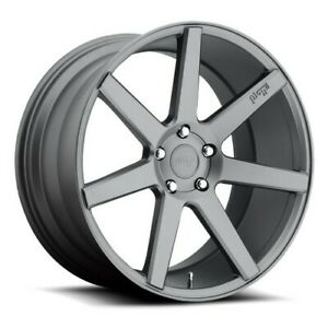 4new 19 Staggered Niche M149 Verona Anthracite Wheels And Tires