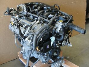 Low Mileage 762628 Lexus Gs350 2007 2011 Rwd 38k Mi Engine Motor 3 5l