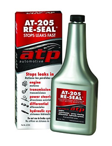 Atp Reseal Stops Leaks Leaking Engine Rubber Seal Gasket Transmission Car Auto