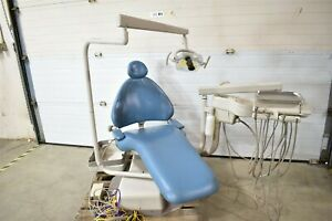 Adec 1040 Dental Exam Patient Chair W Delivery Light 74224 Best Price