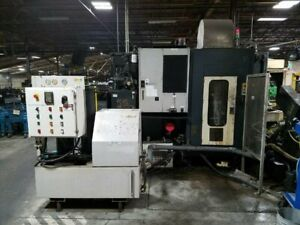Makino A55 Plus Cnc Horizontal Machining Center B39101