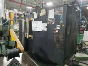 Makino A55 Delta Cnc Horizontal Machining Center B39102