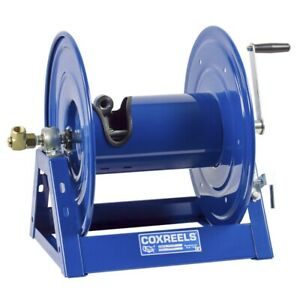 Coxreels 1125 5 250 Competitor Reel Capable Of 250 Of 3 4 Hose