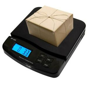 55lb X 0 1oz Digital Postal Shipping Scale Weight Postage Kitchen Counting 25kg