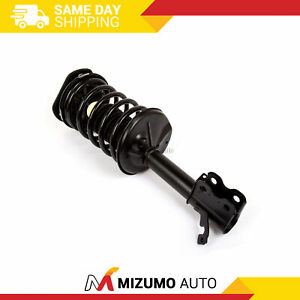 Front Left Complete Strut Assembly Fit 93 02 Toyota Corolla Chevrolet Prizm