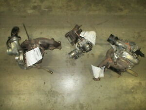Malibu Regal Camaro Ats Cts Ct6 Envision 2 0l Turbo Turbocharger W 20k Oem Lkq