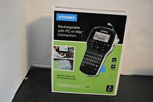 Dymo Label Manager 280 Hand held Label Maker rechargeable 7 Text Styles Nib
