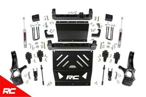 Rough Country 4 Lift Kit fits 2015 2019 Chevy Colorado Gmc Canyon 4wd Gas Onl