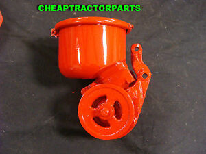 801 601 800 600 900 901 2000 4000 Ford Tractor Power Steering Pump