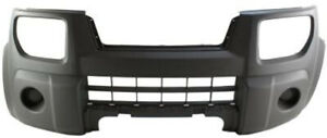 Primed Front Bumper Cover Replacement For 2003 2005 Honda Element