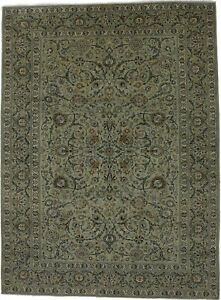 Stunning Large Vintage Traditional Persian Rug Oriental Home D Cor Carpet 9x12
