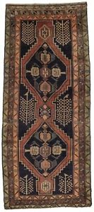 Tribal Handmade Vintage Runner Persian Area Rug Oriental Home D Cor Carpet 4x10