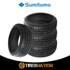 4 New Sumitomo Htrz Iii 225 50 17 94y Reinforced Ultra High Performance Tires