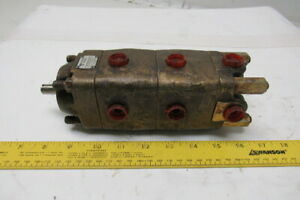 Barksdale Controls 8761p6aq8 b Multi Port 3 Tier Pneumatic Stacked Valve