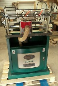 G0611x Grizzly 16 1 2 Extreme Series Dovetail Machine