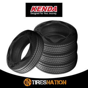 4 New Kenda Klever H p Kr15 275 65r17 115s Eco All Season Performance Tires