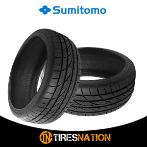 2 New Sumitomo Htrz Iii 295 30 18 94y Reinforced Ultra High Performance Tires