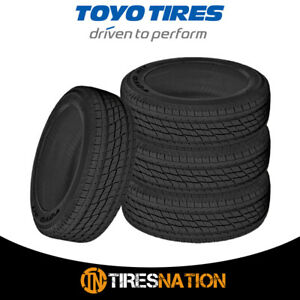 4 New Toyo Open Country H T 275 60r20 Open Cntry Owl 114s Tires