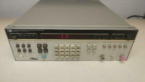 Hp 3325a Synthesizer Function Generator T97459