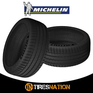 2 New Michelin Pilot Sport 4s 255 35zr18xl 94y Tires