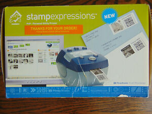 Stamp Expressions Pup personal Utility Printer 770 8 New