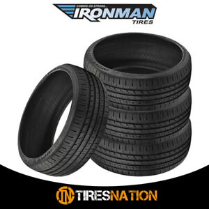 4 New Ironman Imove Gen 2 As 205 40zr17xl Tires