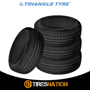 4 New Triangle Th201 205 40r17 84w Ultra High Performance Tires