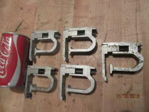 5 Nice Used Aluminum Pickup Truck Topper Cap Bolt On C Clamps