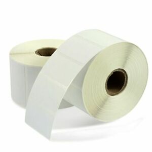12 Rolls 2x1 4x2 Direct Thermal Mailing Shipping Postage Labels 1300 Labels