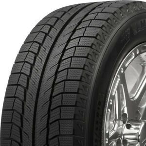 2 New 225 65r17 Michelin Latitude X Ice Xi2 102t Winter Tires Mic08332