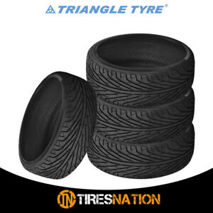 4 New Triangle Tr968 205 40r16 83v Durable All Season Performance Tires