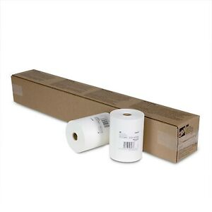 3m 06537 White Auto Body Paint Masking Paper 6 In X 750 Ft