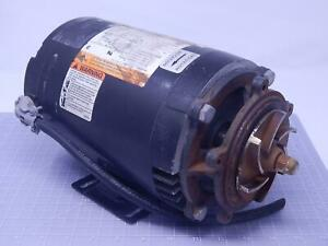 Emerson Ee137b Commercial Duty Pump Motor 3 Ph T129528