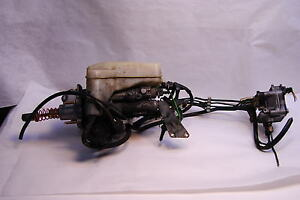 Saab 900 Complete Abs Brake Master Cylinder Turbo Spg 90 91 92 93 Classic Rare