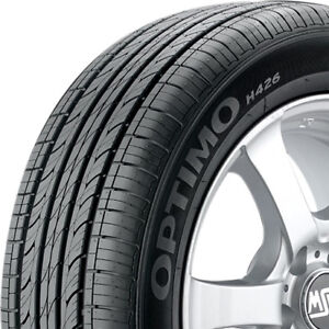 2 New 215 45 17 Hankook Optimo H426 All Season 440aa Tires 2154517