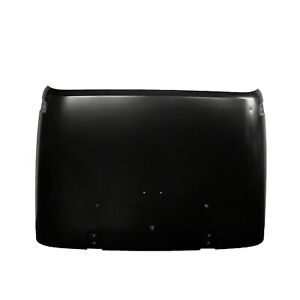 Cpp Ch1230304 Hood Panel Assembly For 2013 2016 Jeep Wrangler