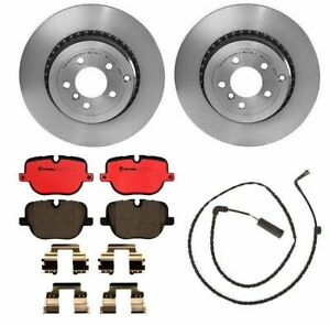 Brembo Rear Brake Kit Ceramic Pads And Disc Rotors For Range Rover Supercharged