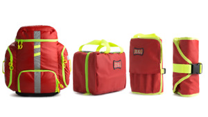 Statpacks G3 Clinician Emt Jump Bag Bundle