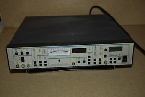 Stanford Research Systems Sr510 Lock in Amplifier