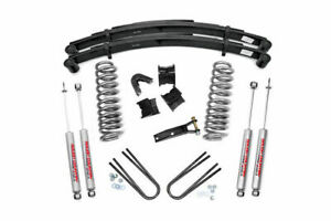 Rough Country 2 5 Leveling Lift Kit 75 76 Ford F150 4wd