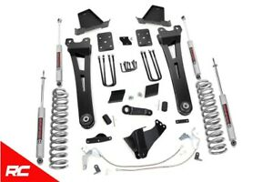 Rough Country 6 Lift Kit Fits 2015 2016 Ford Super Duty F250 4wd Radius Arm