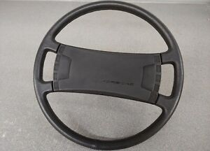 Nice Used Original Porsche 911 912e 400mm Safety Steering Wheel With Horn Button