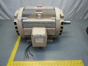Ge General Electric 5ks25aal205a Energy Saver Ac Motor 15 Hp 1770 Rpm 3 Phase